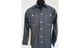 Worker Shirt Chambray Hemd 1937 Lutece Hemd2 (2)