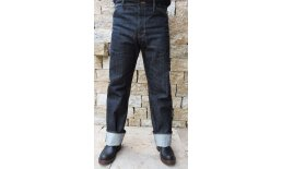 Quartermaster Lutece MFG 1941 Co Denim Jeans 30-40er Jahre Style 2 (2)