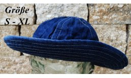 Denim Daisy Mae Boonie Hat Fatigue Cap Lutece MFG f2229200472